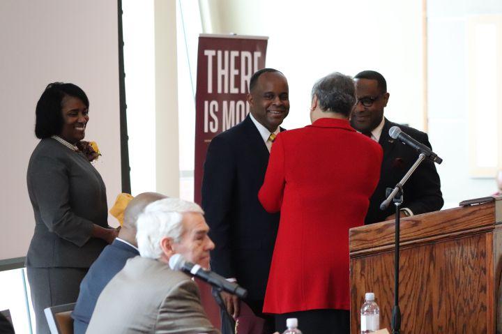 Central State University Names Jack Thomas The New President