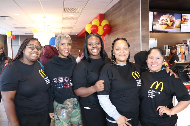 McDonalds Black Franchise Owners Collaborate with The Dirt Label