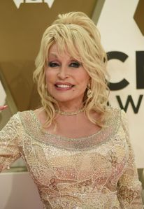 Dolly Parton at arrivals for The 53rd An...