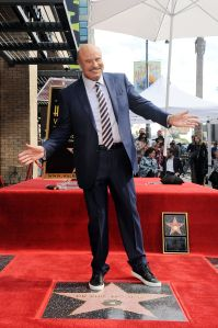Dr. Phil McGraw at the induction ceremon...