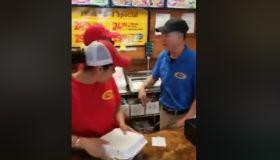 Atlanta restaurant employee slapped