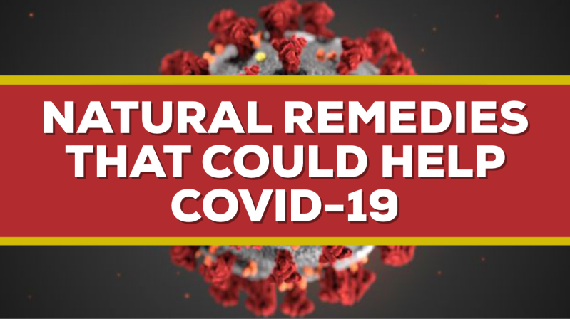 Natural Remedies for COVID-19