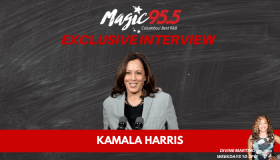 Kamala Harris Interview with Divine Martino