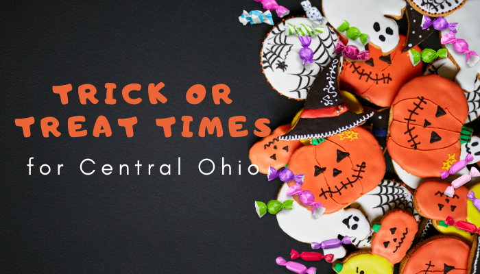 Trick or Treat Graphic for Columbus
