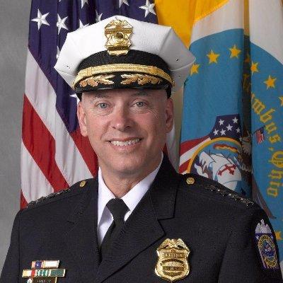 Columbus Police Chief Thomas Quinlan