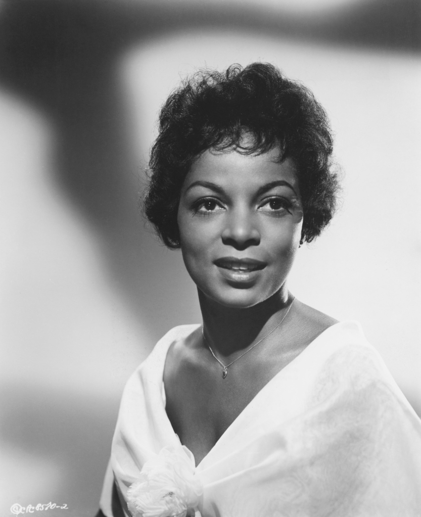 Actress Ruby Dee