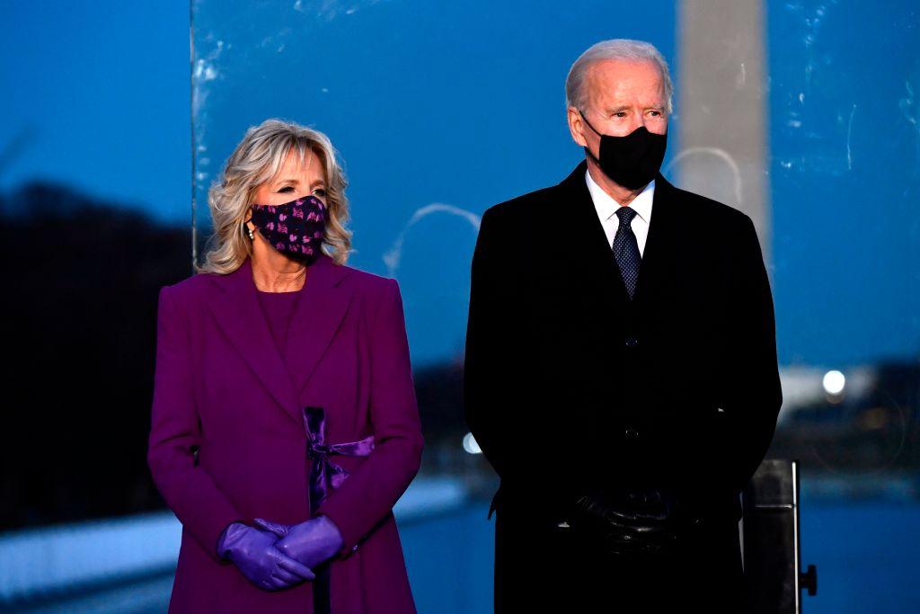 US-POLITICS-INAUGURATION-HEALTH-VIRUS-MEMORIAL
