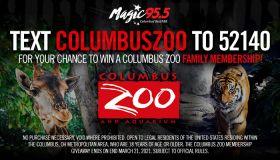 WXMG Columbus Zoo Contest Graphic