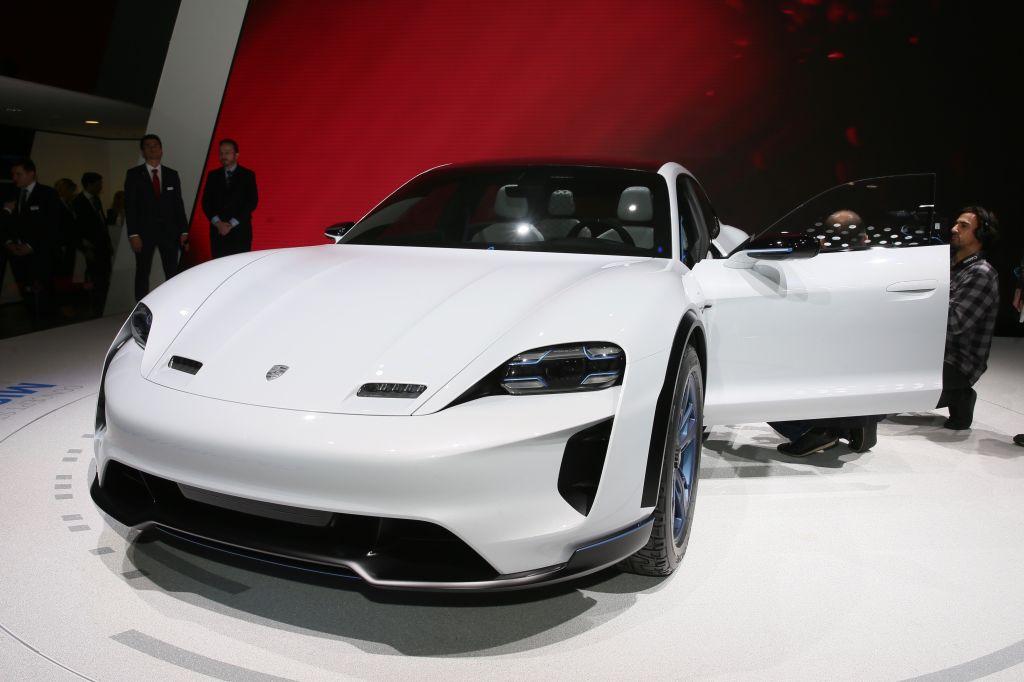 The cars of the Geneva International Motor Show