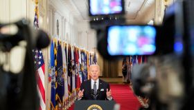 President Joe Biden...