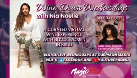 Wine Down Wednesdays Lalese Stamps