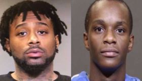 Levon Lewis Sommerville and Anthony Deshawn Truss Jr Mug Shot