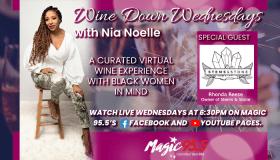 Wine Down Wednesdays Episode 3 Graphic