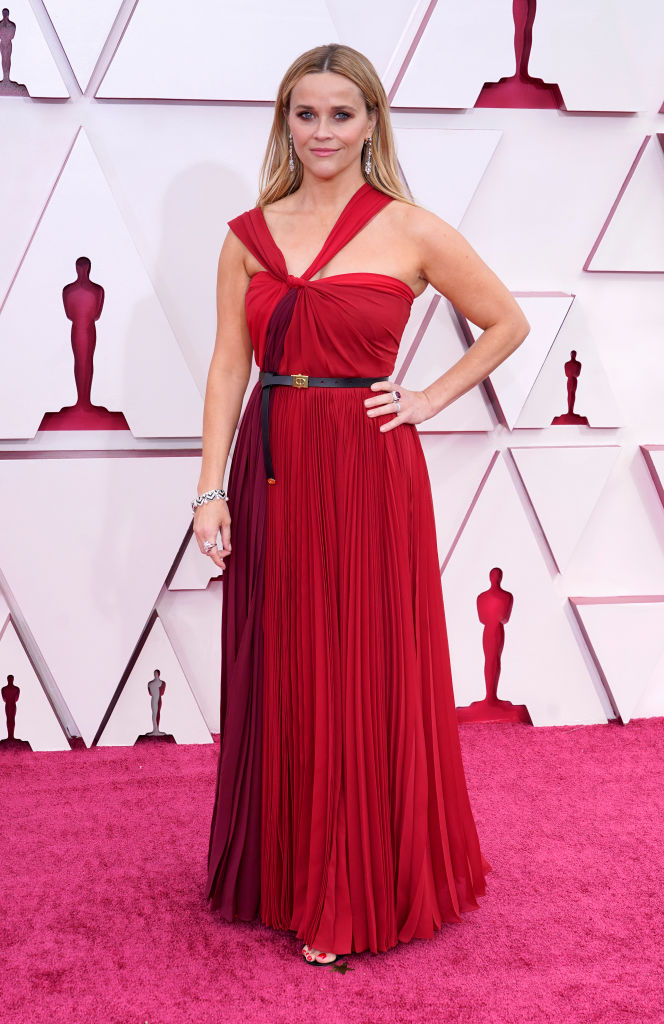 Reese Witherspoon in Christian Dior