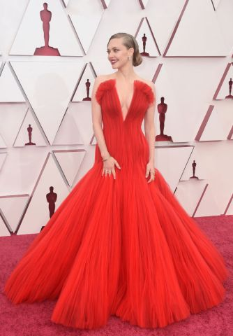ABC's Coverage Of The 93rd Annual Academy Awards - Red Carpet