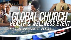 Global Church Health & Wellness Event