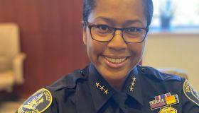 Elaine Bryant Chief of Police Columbus