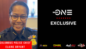 Urban One Interview with Columbus Chief Bryant