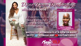 Wine Down Wednesday with Nwaka Onwua