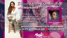 Wine Down Wednesdays with Shanica Jones