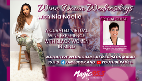 Wine Down Wednesdays With Guest Dr. Shari Hicks-Graham