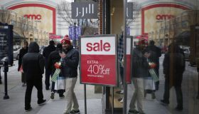 Shoppers Look For Post Christmas Sales At Easton Towncenter Mall