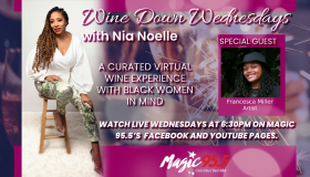 Wine Down Wednesday with Francesca Miller