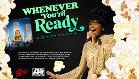 'WHENEVER YOU'RE READY' SWEEPSTAKES