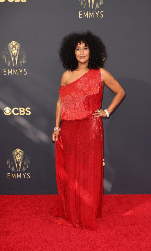 All the Lewks & Hot Mess from the 2021 Emmy Red Carpet: Tracee Ellis Ross