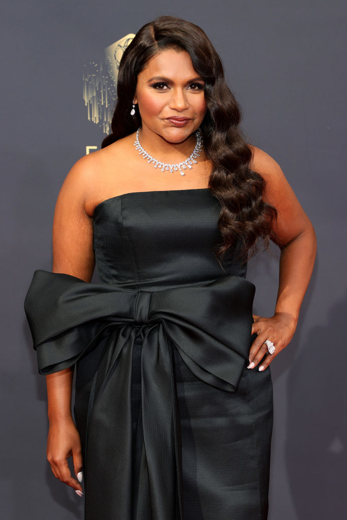 All the Lewks & Hot Mess from the 2021 Emmy Red Carpet: Mindy Kaling