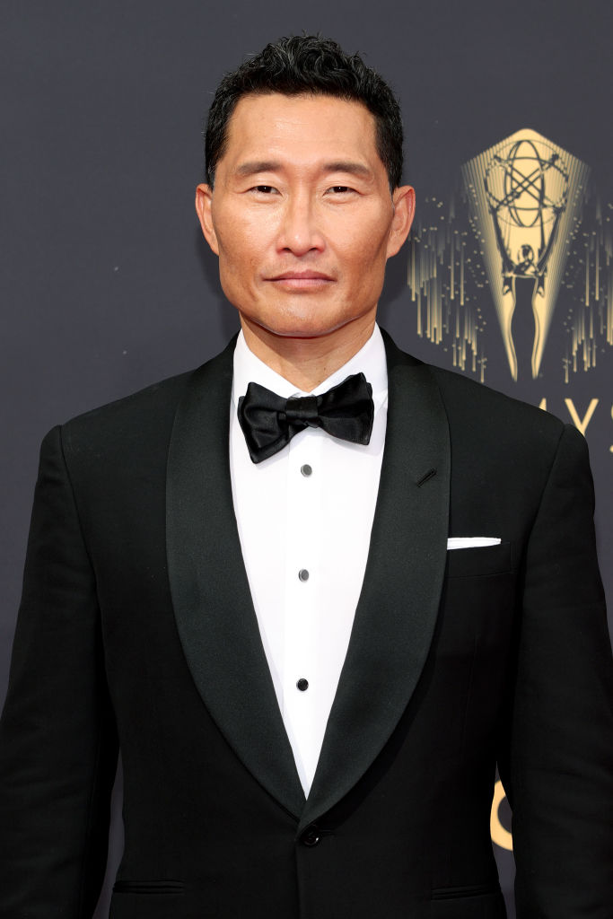 All the Lewks & Hot Mess from the 2021 Emmy Red Carpet: Daniel Day Kim