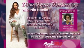 Wine Down Wednesday Nia Noelle Joylynn Ross