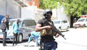 HAITI-POLITICS-ASSASSINATION-MOISE